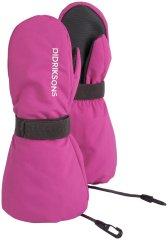 Didriksons1913 dívčí rukavice D1913 Biggles 503939-322 0 - 2 růžová