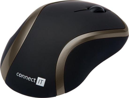 Connect IT WM2200, čierna (CI-1133)