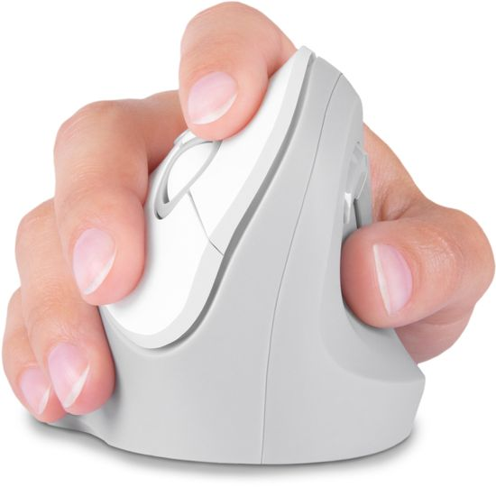 Connect IT VERTICAL Ergonomic, biela (CMO-2700-WH)