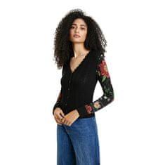 Desigual Ženski pulover Jers Budapest 21WWJF292000 (Velikost S)