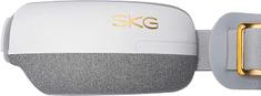SKG Masážní přístroj na oči E3-EN bílý