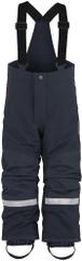 Didriksons1913 detské zateplené nohavice D1913 Idre 503829-039 80 tmavomodrá