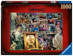 Ravensburger puzzle 168866 Złoczyńcy: Cruella De Mon 1000 elementów