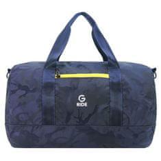 G.Ride Taška přes rameno G.RIDE CLEMENT 17l Roll Bag navy blue