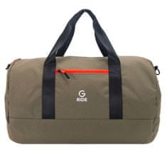 G.Ride Taška přes rameno G.RIDE CLEMENT 17l Roll Bag khaki active