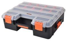 Tactix Hluboký organizér se šuplíky 432 x 355 x 120 mm - TC320043