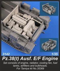Special Hobby Pz.38(t) Ausf. E/F Engine Set 1/35