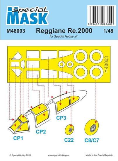 Special Hobby Reggiane Re 2000 Mask 1/48