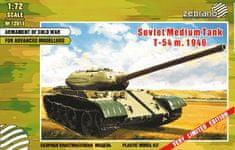 Zebrano T-54-1 (1948) Soviet Medium Tank 1/72