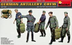 MiniArt German Artillery Crew 1/35
