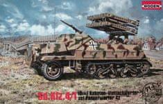 Roden Roden Sd.Kfz. 4/1 Panzerwerfer 42 (late) 1/72