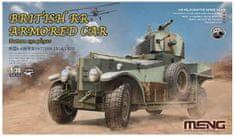Meng British RR Armored Car Pattern 1914/1920 1/35