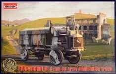 Roden Roden FWD Model B 3-ton US Army Ammunition Truck 1/72