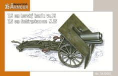 Special Hobby 7,5 cm horský kanon vz.15 / 7,5 cm Gebirgskanone M.15 1/35