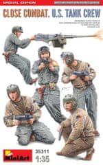 MiniArt Close Combat US Tank Crew 1/35