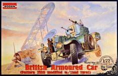 Roden Roden British Armoured Car (Pattern 1920 Mk.II) 1/72