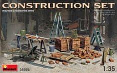 MiniArt Construction Set 1/35