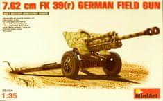 MiniArt 7.62cm FK 39(r) German Field Gun 1/35