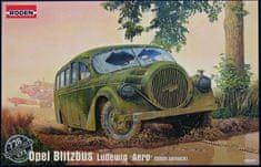 Roden Roden Opel Blitzbus Ludewig Aero 1/72