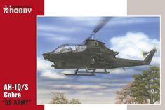 "Special Hobby AH-1Q/S Cobra ""US Army&Turkey"" 1/72"