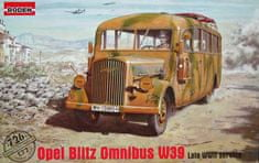 Roden Roden Opel Blitz Omnibus W39 (Late WWII service) 1/72