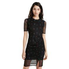 Desigual Ženska obleka Vest Kira 21WWVK372000 (Velikost XS)