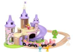 Brio WORLD 33312 Disney Princess Zamkowy pociąg