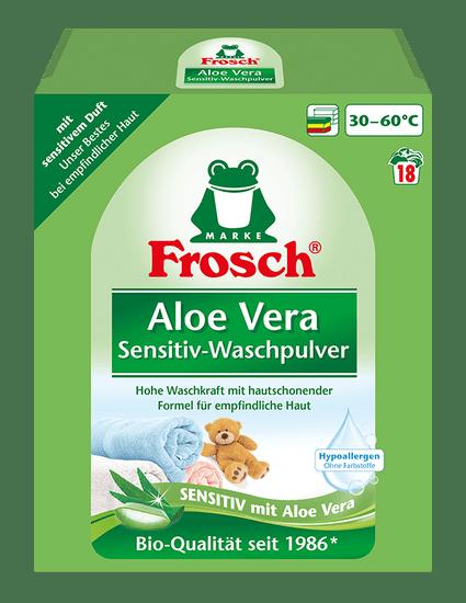 Frosch EKO Mosószer Aloe Vera 1,35 kg