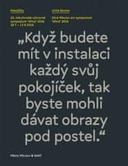 """Kaliopi Chamonikola: Pokojíčky/Little Rooms - 23. mikulovské výtvarné sympozium """"dílna"""" 2016"""
