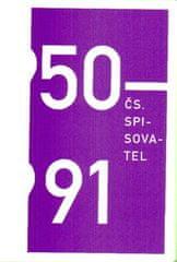 kol.: 50-91 Čs. spisovatel