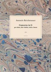 Lukáš Vytlačil: Antonín Reichenauer: Concerto in G per oboe, due violini, viola e basso