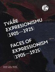 Adriana Primusová: Tváře expresionismu (1905-1925) - Slovinsko – Čechy – Německo