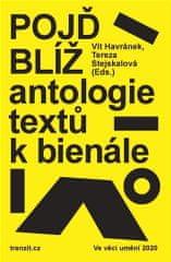 Pojď blíž - Antologie textů k bienále Ve věci umění 2020