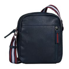 Tom Tailor Moška torba čez crossbody Dark Blue