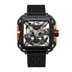 Ciga Design Hodinky X-Series oranžové