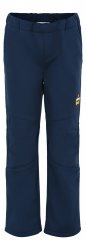 LEGO Wear chlapecké softshellové kalhoty LW-11010212 tmavě modrá 98