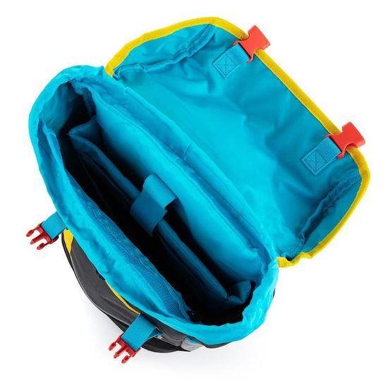 Karton P+P Oxybag studentský batoh OXY Urban grey barevný