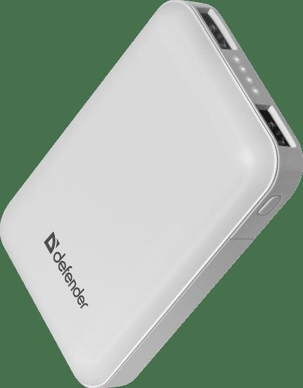 Defender Prenosna baterija ExtraLife 10000S (Power bank)