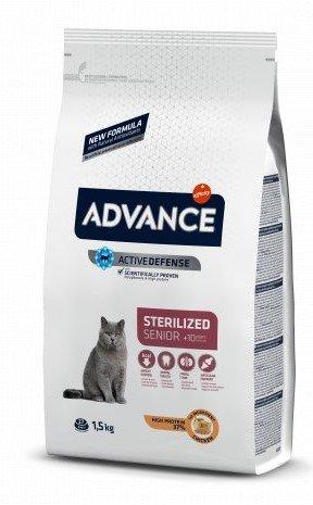 ADVANCE Cat Sterilized Senior 1,5 kg