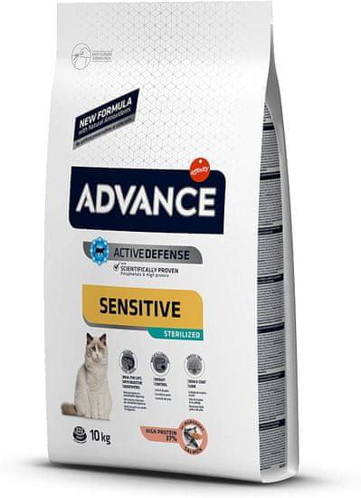 ADVANCE Cat Sterilized Sensitive 10 kg