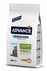 ADVANCE Cat Young Sterilized 1,5 kg