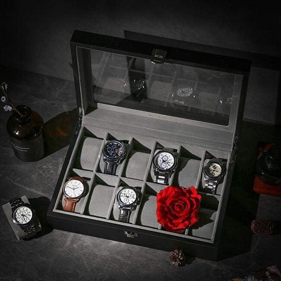 4wrist Box na hodinky JWB12BK