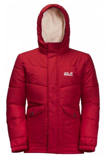 Jack Wolfskin Dziewczęca zimowa kurtka Snow Fox Jacket 1609101_2210