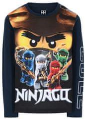 LEGO Wear chlapecké tričko Ninjago LW-12010201 tmavě modrá 92