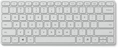Microsoft Bluetooth Designer Compact, biela (21Y-00044)