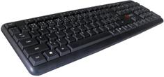 C-Tech KB-102-U-BL, CZ, čierna (KB-102-U-BL)
