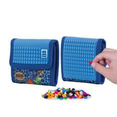Pixie Crew peňaženka Dino modrá