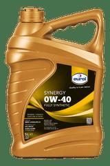 Eurol Motorový olej Eurol Synergy 0W-40 5l