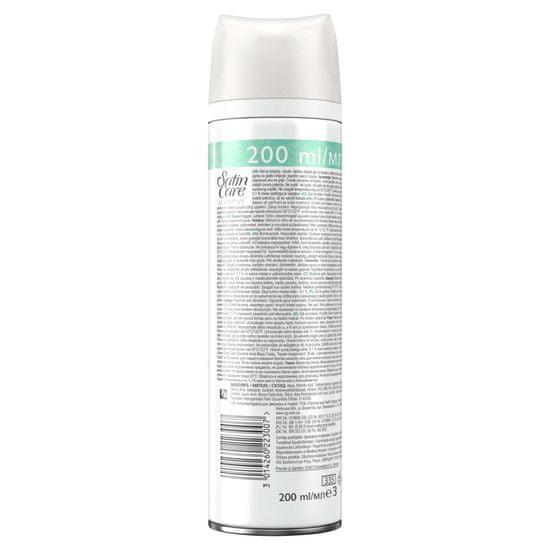 Gillette Satin Care Sensitive Dámský gel na holení 200ml