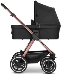 ABC Design wózek dziecięcy Samba rose gold Diamond 2021